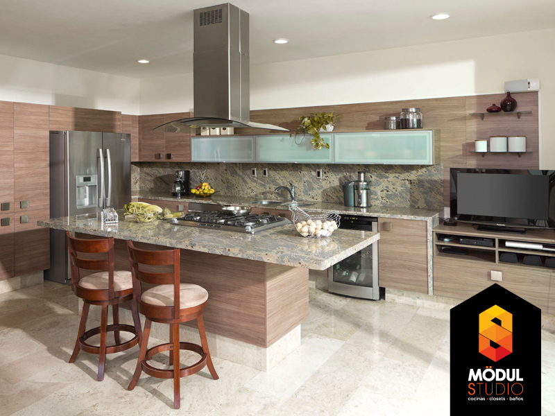 1 cocinas integrales sept blog de m dul studio - Cocinas baratas en guadalajara ...