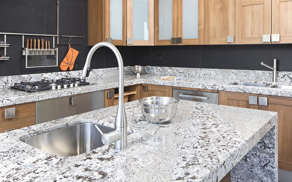 Opciones de cubierta para tu cocina blog de m dul studio - Colores de granito para cocinas ...