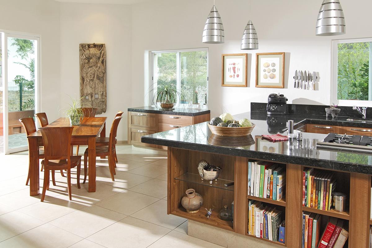 Cocinas abiertas espacio y convivencia blog de m dul studio for Cocinas online