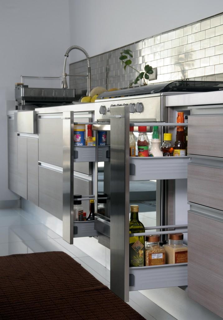 Cinco tips para cocinas en espacios peque os blog de for Cocinas integrales en linea
