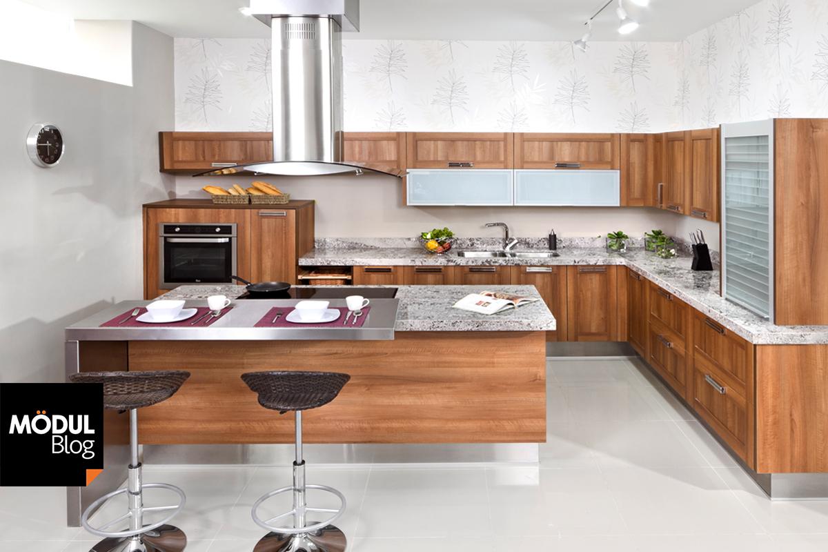 Suelo blanco en la cocina pros y contras blog de m dul - Cocinas rectangulares ...