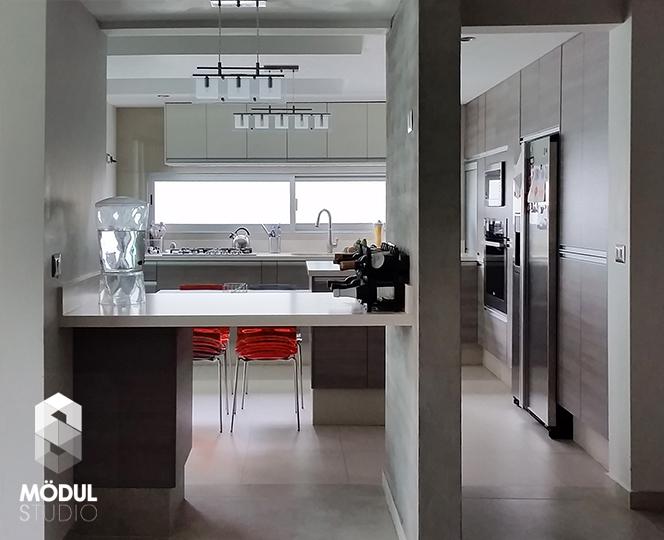 Instalaci n de cocina m dul en guadalajara de principio a - Instalacion de cocinas integrales ...