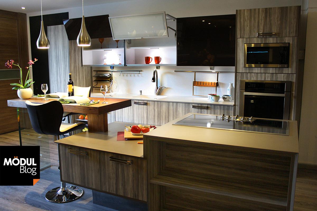 Aprovecha la iluminaci n led en la cocina blog de m dul - Iluminacion para cocina comedor ...