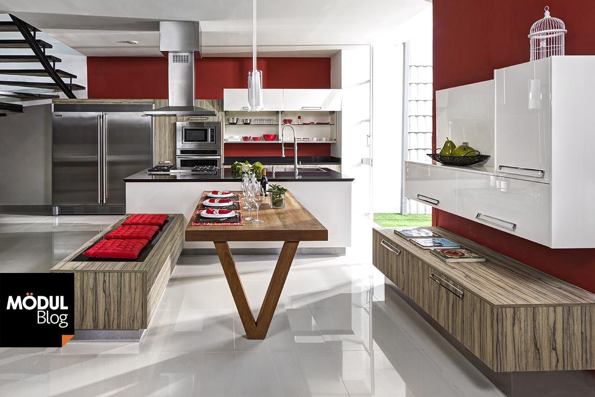 Grandes planes? Diseña una gran cocina – Blog de Mödul Studio