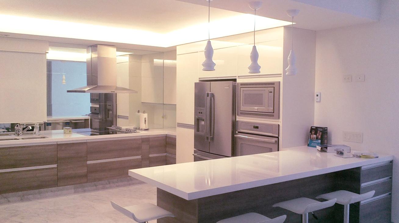 Muebles para cocina integral en monterrey for Muebles para cocina integral