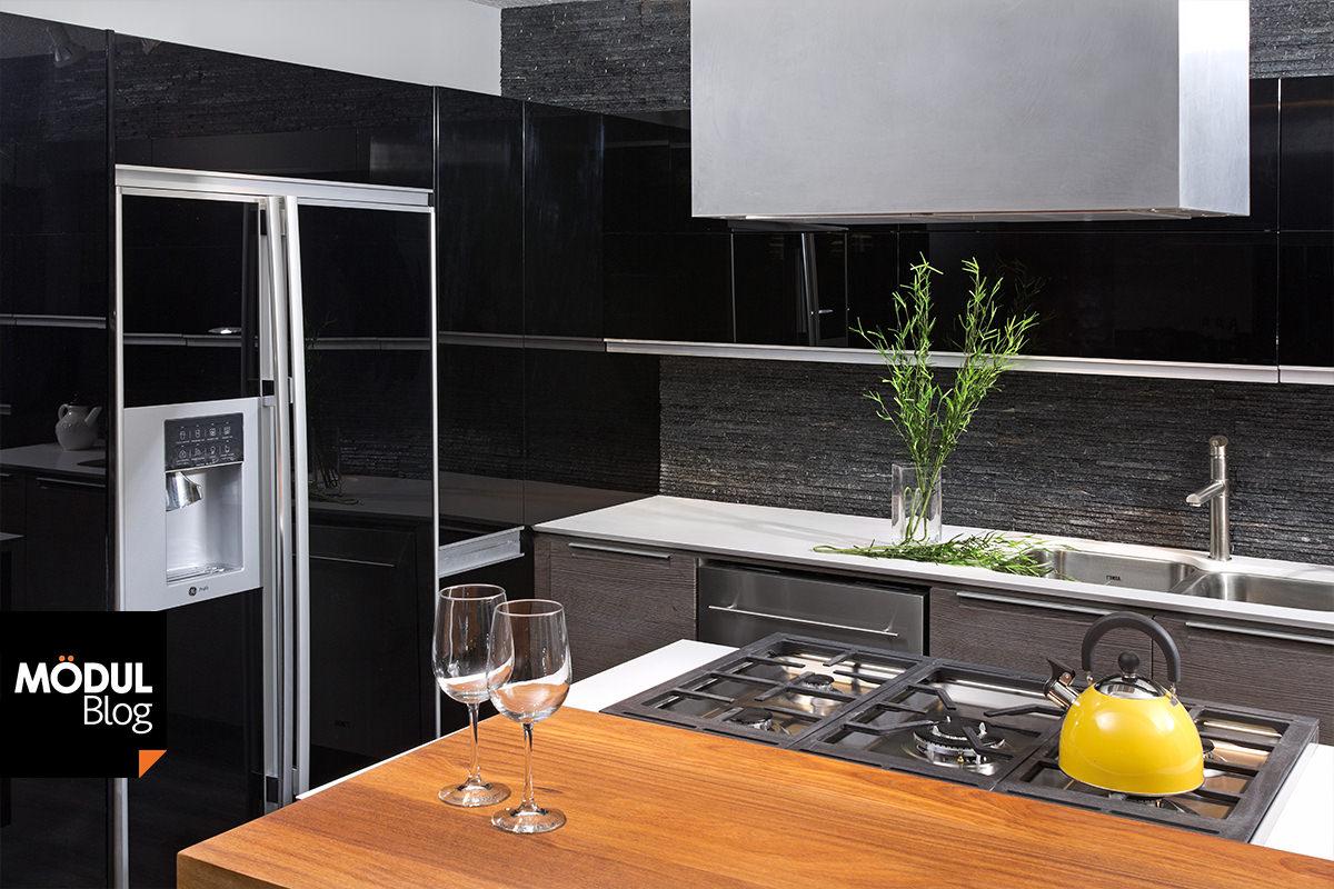 Qu hace moderna a una cocina blog de m dul studio for Plateros para cocinas integrales