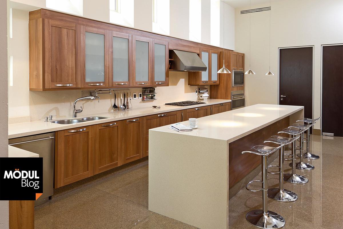 Muebles De Cocina Con Isla Central ~ Idea Creativa Della Casa e Dell ...