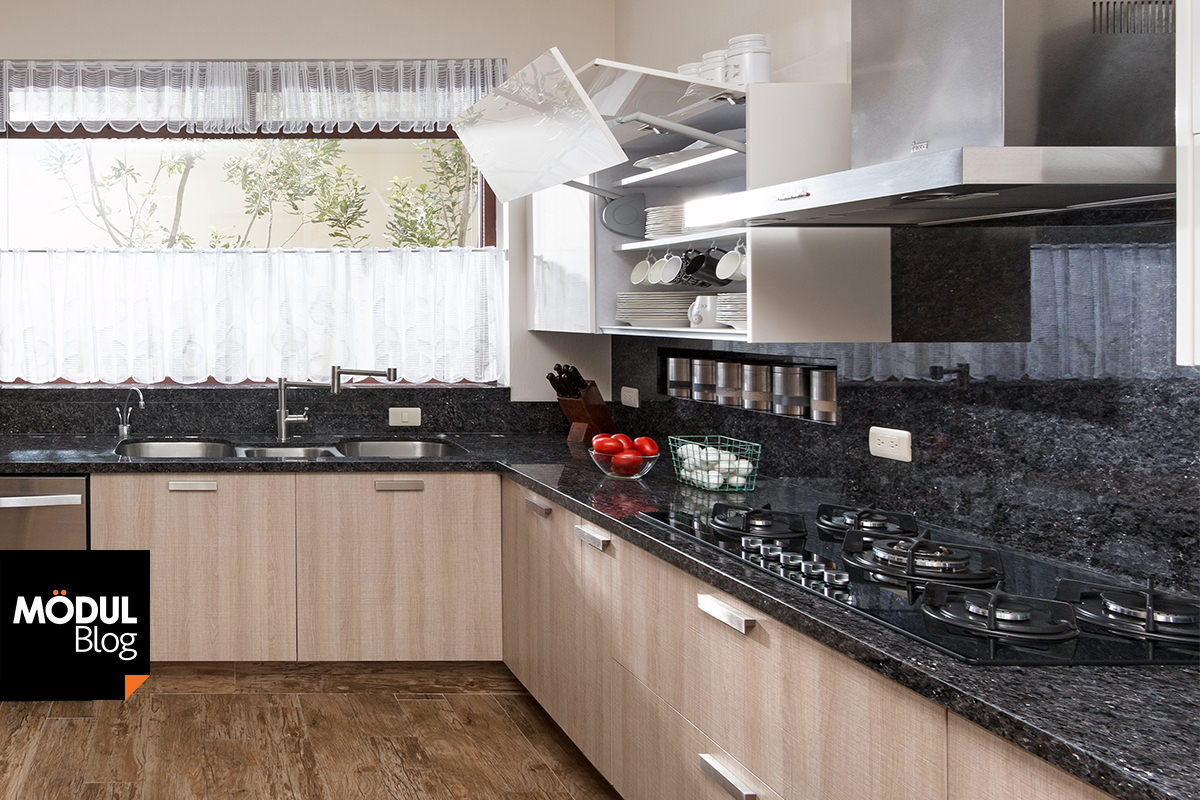 Mucha actividad en tu cocina integral? ¡Mantenla organizada! – Blog ...