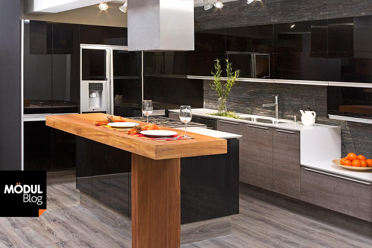 Top 10 - Diseños modernos para una cocina nueva - Blog de Mödul Studio