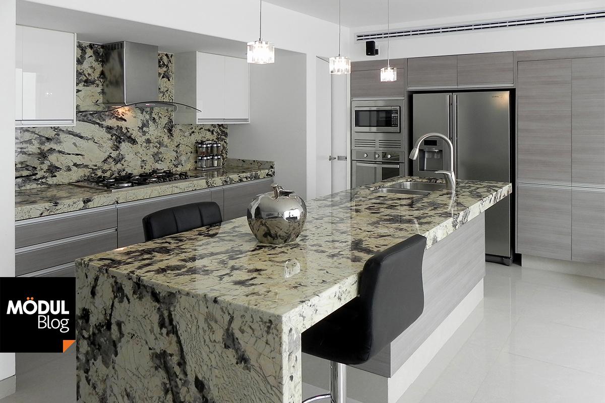 Ventajas de tener una cocina moderna - Blog de Mödul Studio