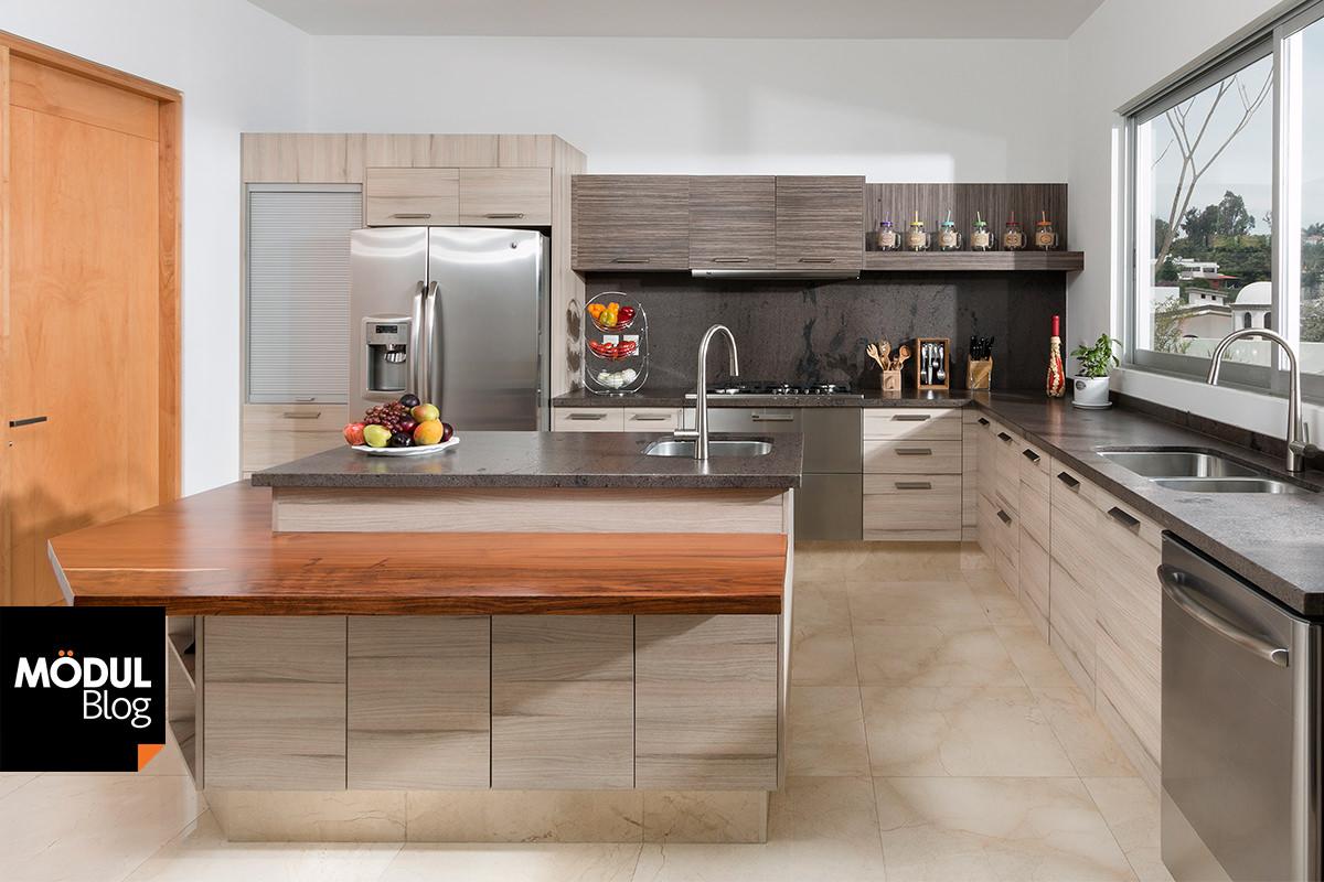 Combinar encimera muebles cocina amazing a mi juicio los - Combinar colores cocina ...
