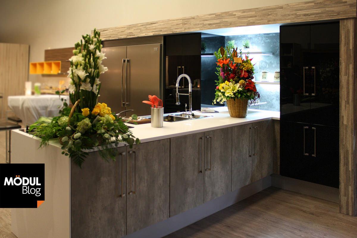 Dise os de cocinas integrales de concreto casa dise o for Cocinas de concreto modernas