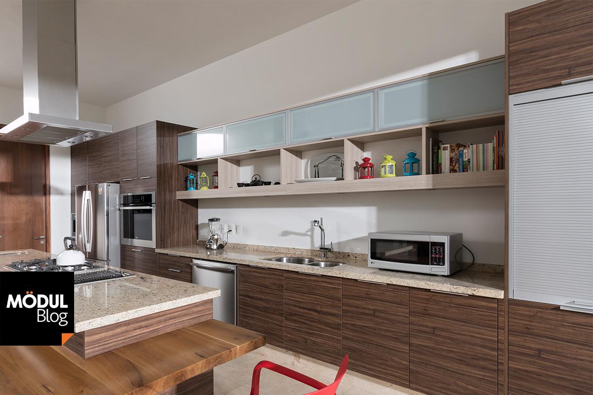 Haz tu espacio más funcional con una cocina modular – Blog de Mödul ...