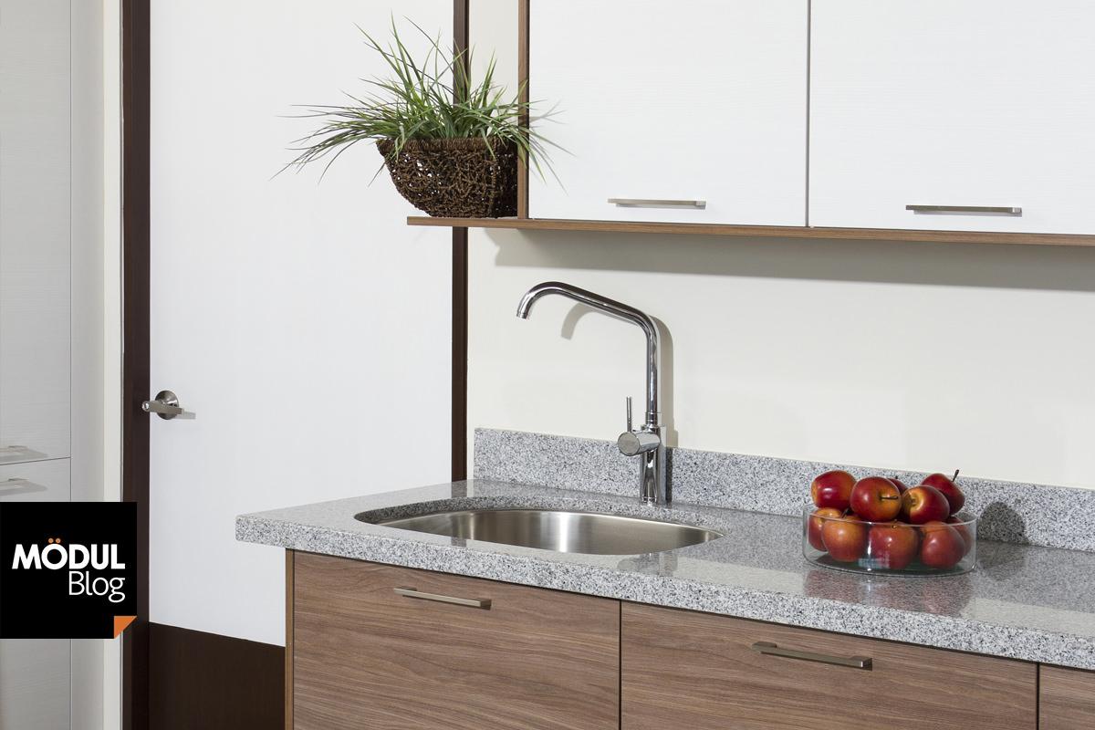 5 ideas para diseñar una cocina pequeña moderna - Blog de Mödul Studio