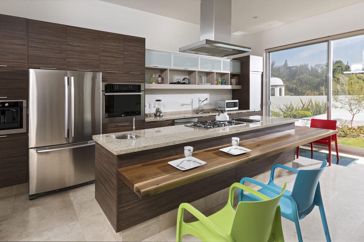 Qué tipo de isla es la ideal para tu cocina? – Blog de Mödul Studio