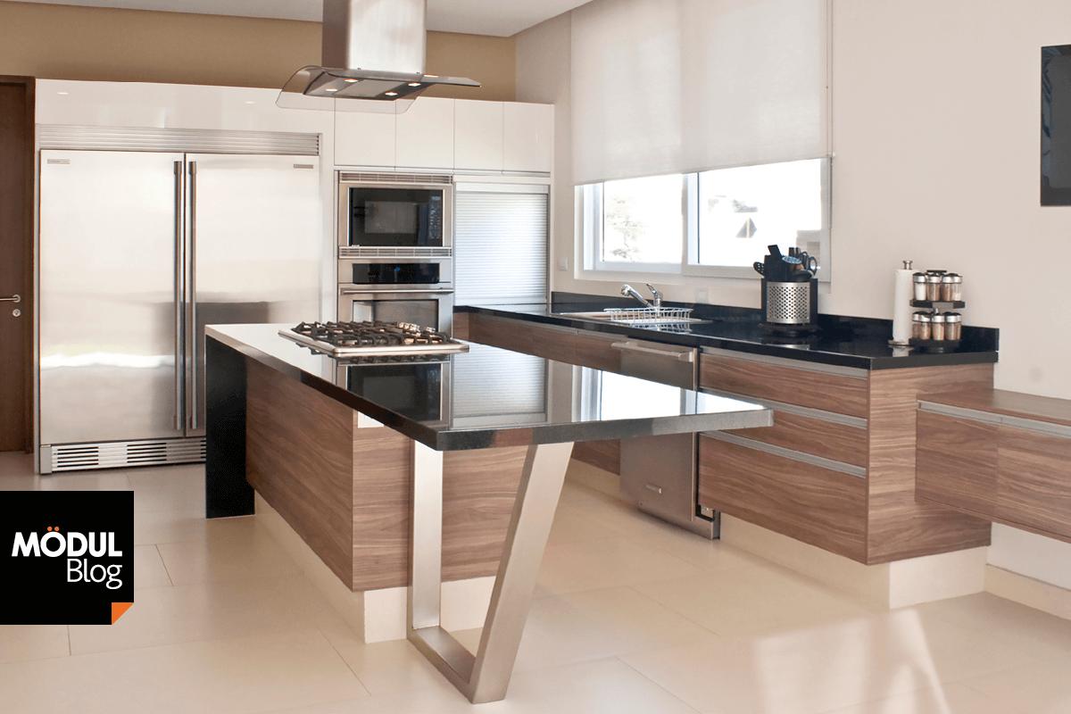 Dise os de cocinas integrales modernas casa dise o Modelos de cocinas modernas para espacios pequenos
