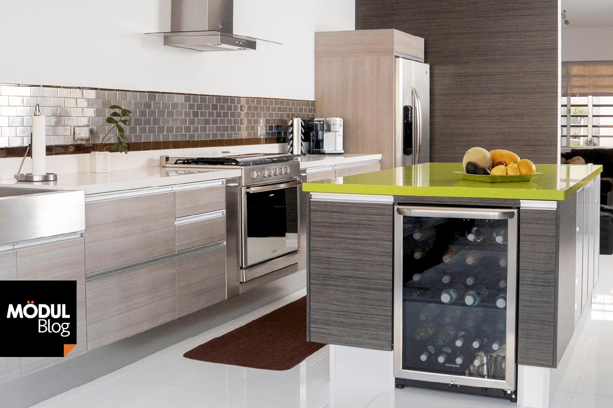 Dise os y colores de cocinas casa dise o for Diseno y cocina