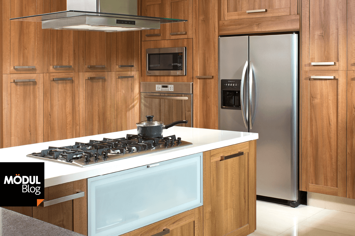 Cómo es una cocina integral moderna? – Blog de Mödul Studio