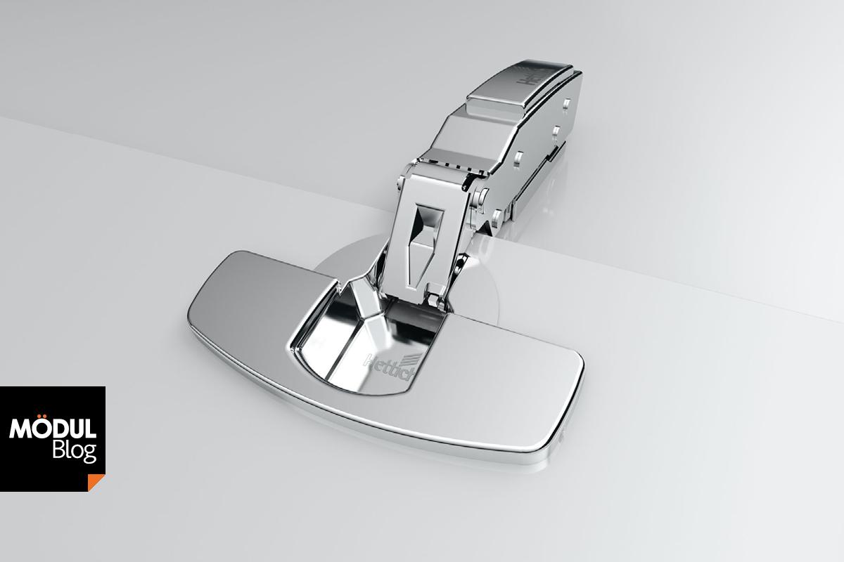 Bisagras Sensys de Hettich®, tecnología y diseño para los muebles de ...