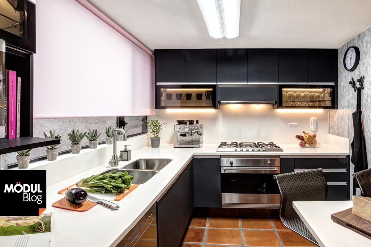 Como dise ar una cocina practica casa dise o casa dise o for Como disenar tu cocina