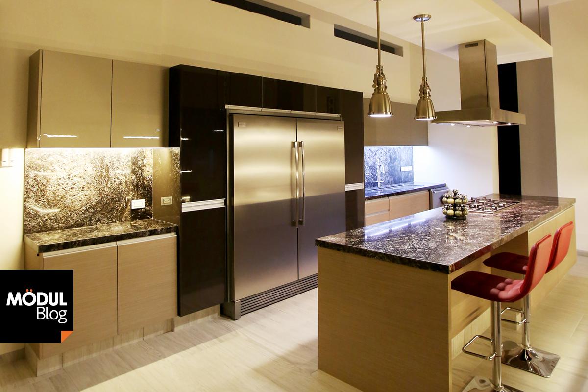 La cocina el coraz n de tu hogar blog de m dul studio for Cocinas profesionales para el hogar