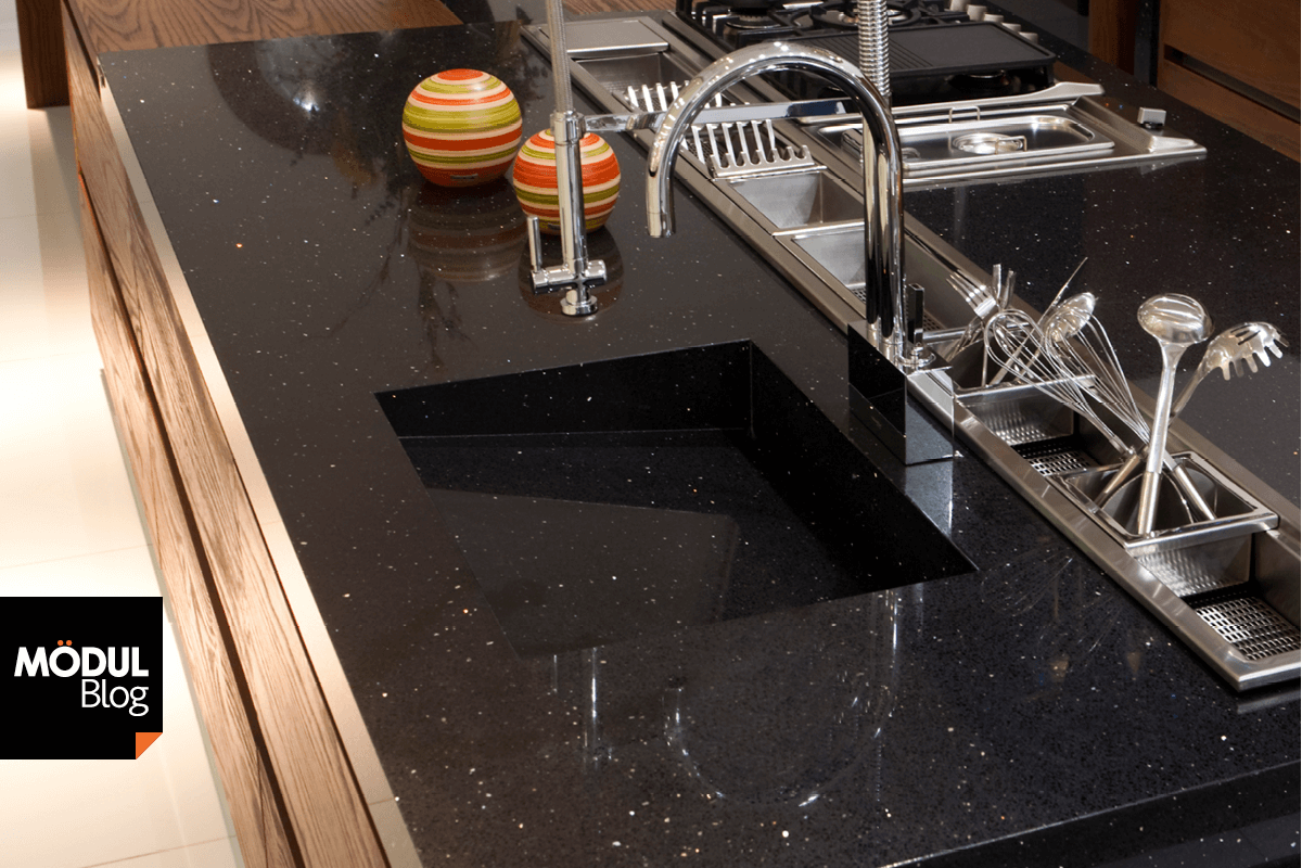 Revoluciona la superficie de tu cocina integral con n for Superficie cocina