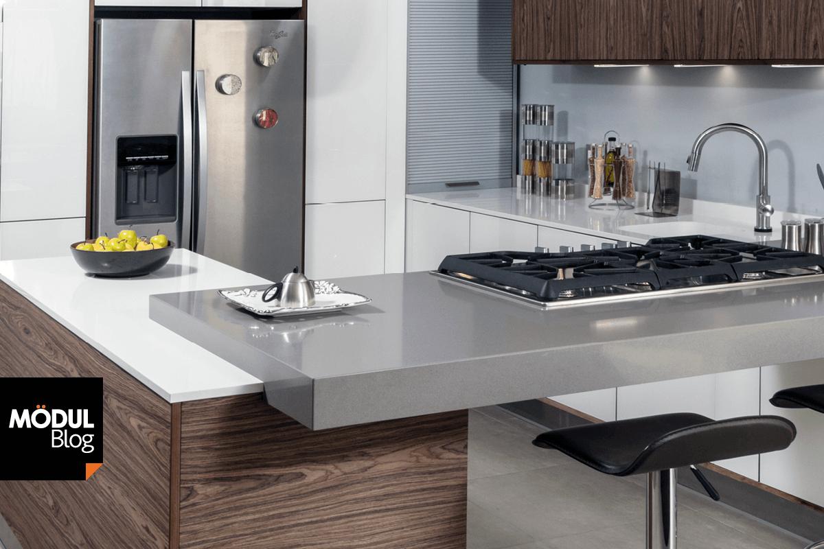 Cómo crear una cocina estilo europeo? - Blog de Mödul Studio
