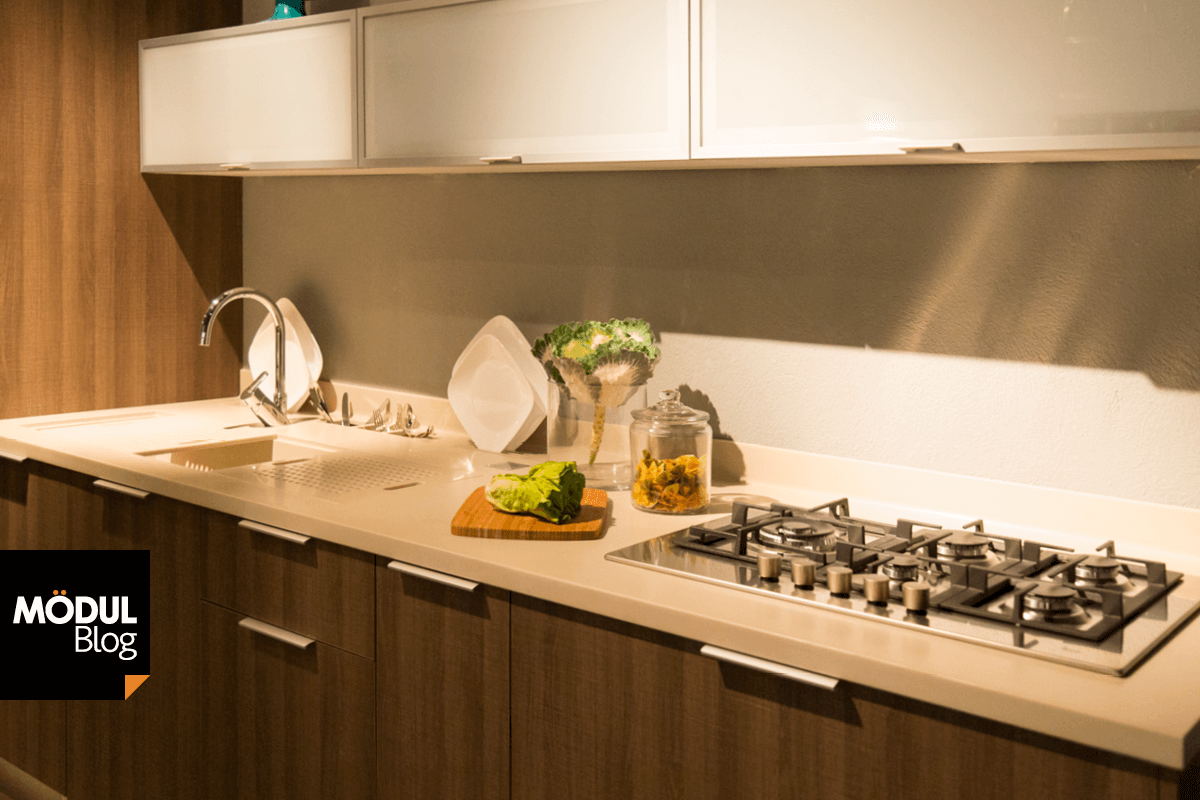 Cocina pequeña; estilo insuperable - Blog de Mödul Studio